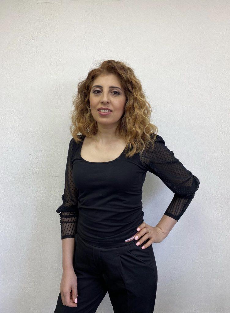 Лорета — Парикмахер-стилист