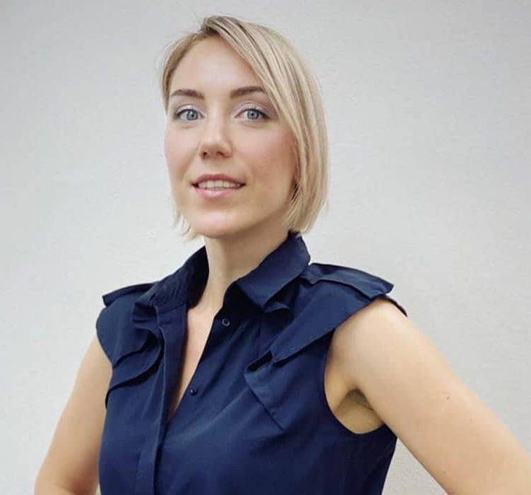 Мария — Парикмахер-стилист